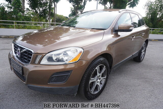 Used 2010 VOLVO XC60 BH447398 for Sale