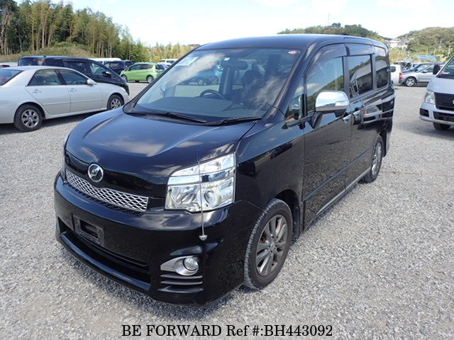 Used 2013 TOYOTA VOXY BH443092 for Sale