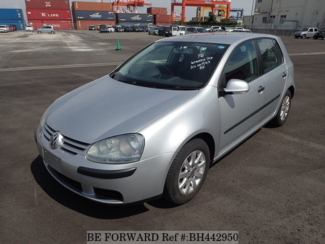 Used 2005 VOLKSWAGEN GOLF BH442950 for Sale