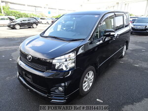 Used 2013 TOYOTA VOXY BH443146 for Sale