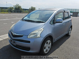 Used 2006 TOYOTA RACTIS BH443004 for Sale