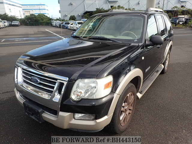 Used 2007 FORD EXPLORER BH443150 for Sale