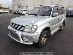 Used 1999 TOYOTA LAND CRUISER PRADO BH442930 for Sale