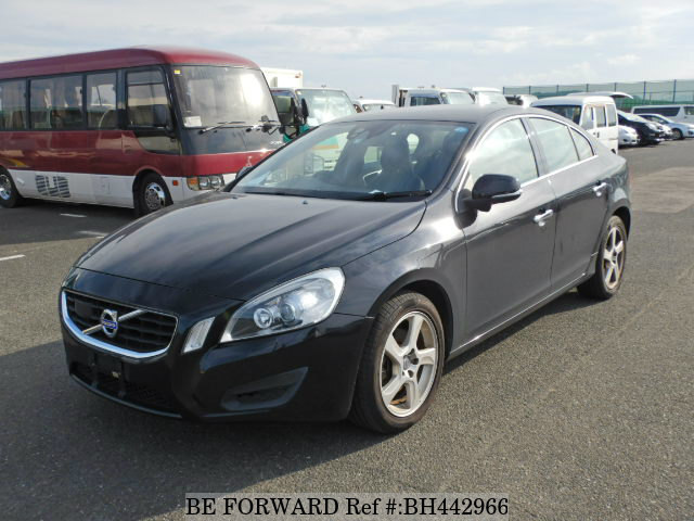 Used 2011 VOLVO S60 BH442966 for Sale