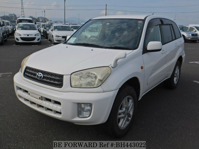 Used 2003 TOYOTA RAV4 BH443022 for Sale