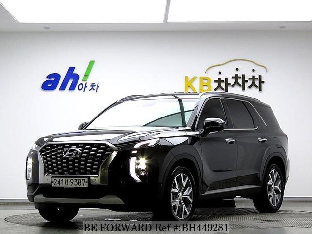 Used 2019 Hyundai Palisade For Sale Bh449281 Be Forward