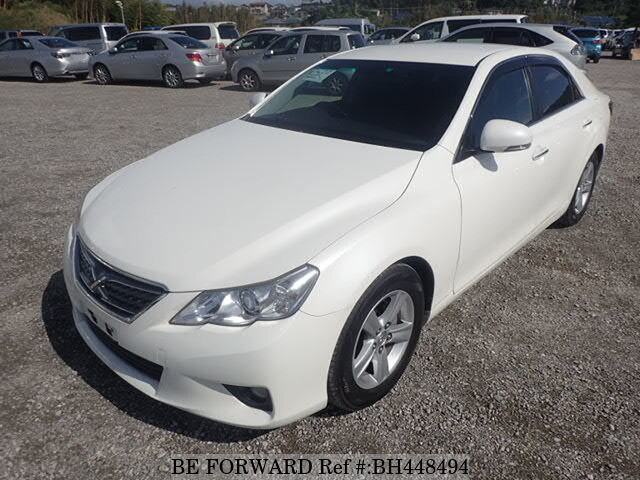 Used 2011 TOYOTA MARK X BH448494 for Sale