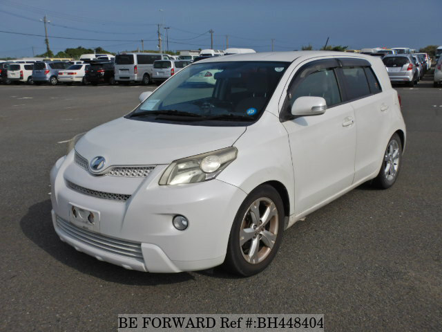 Used 2007 TOYOTA IST BH448404 for Sale