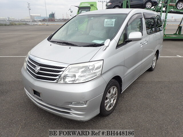 Used 2005 TOYOTA ALPHARD BH448186 for Sale