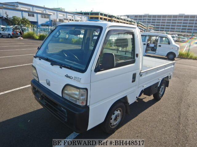 Used 1999 HONDA ACTY TRUCK BH448517 for Sale