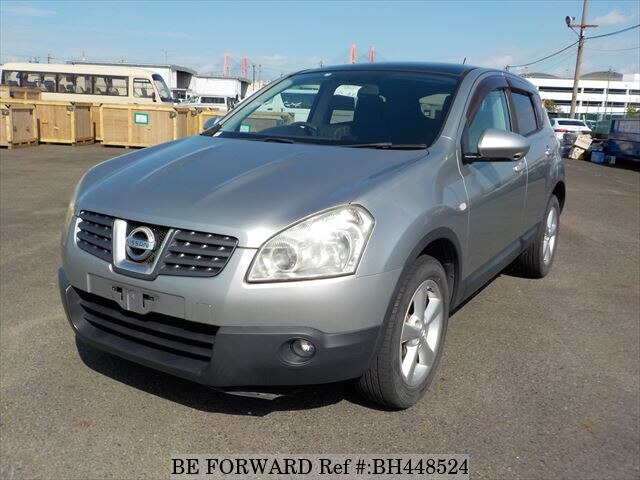 Used 2007 NISSAN UK DUALIS BH448524 for Sale
