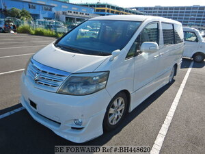 Used 2005 TOYOTA ALPHARD BH448620 for Sale