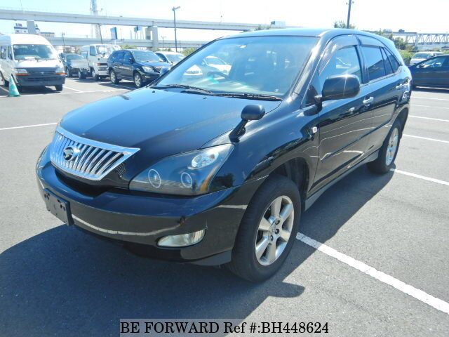 Used 2007 TOYOTA HARRIER BH448624 for Sale