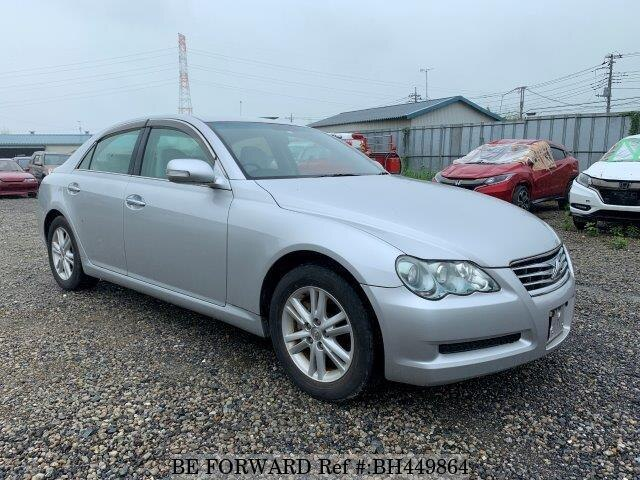 Used 2008 TOYOTA MARK X BH449864 for Sale
