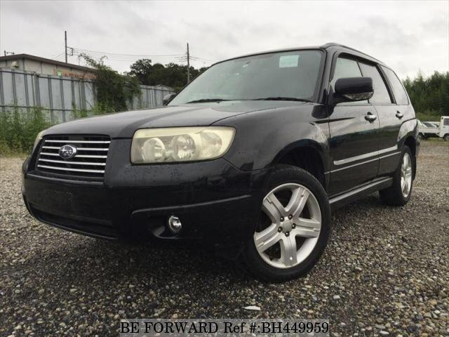 Used 2006 SUBARU FORESTER BH449959 for Sale