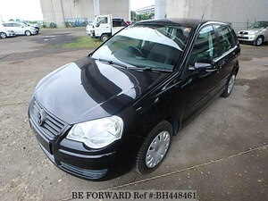 Used 2009 VOLKSWAGEN POLO BH448461 for Sale