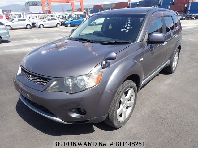 Used 2006 MITSUBISHI OUTLANDER BH448251 for Sale