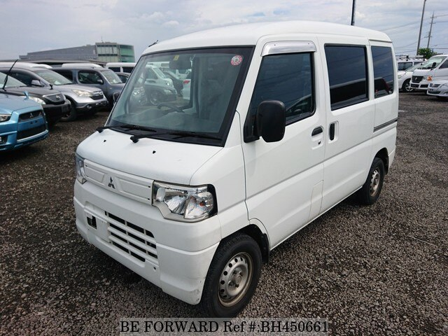 Used 2013 MITSUBISHI MINICAB VAN BH450661 for Sale