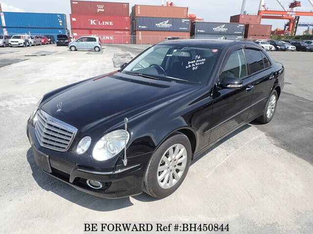 Used 2007 MERCEDES-BENZ E-CLASS BH450844 for Sale