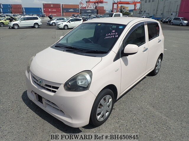 Used 2011 DAIHATSU MIRA ES BH450845 for Sale