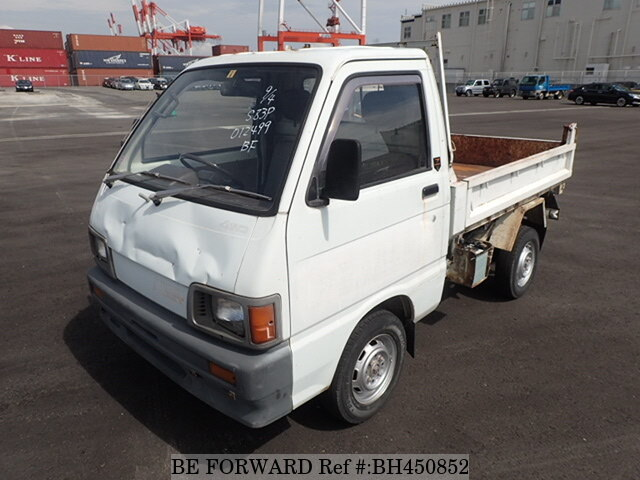 Used 1990 DAIHATSU HIJET TRUCK BH450852 for Sale