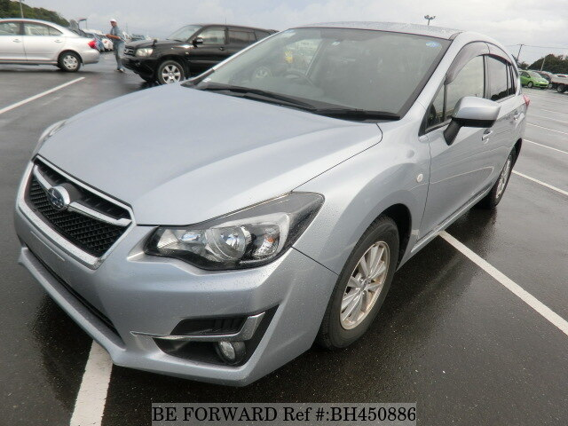 Used 2015 SUBARU IMPREZA SPORTS BH450886 for Sale