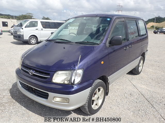 Used 1999 TOYOTA TOWNACE NOAH BH450800 for Sale