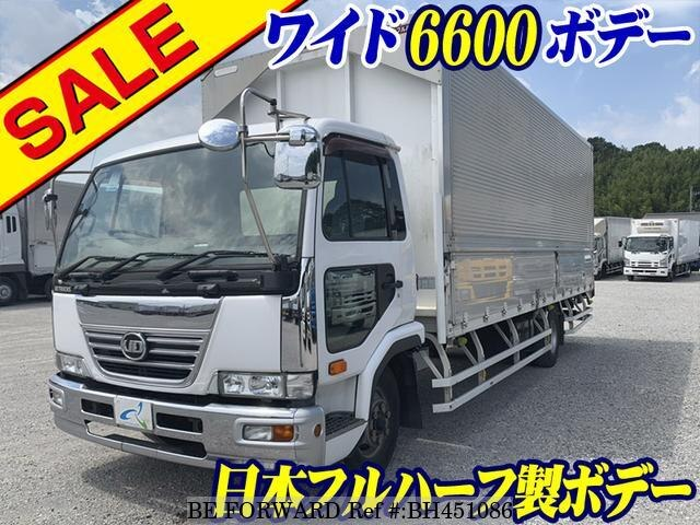 Used 2011 UD TRUCKS CONDOR BH451086 for Sale