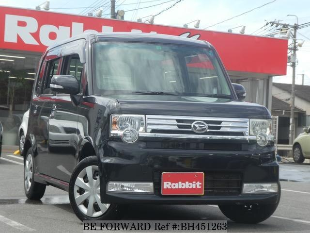 Used 2012 DAIHATSU MOVE CONTE BH451263 for Sale