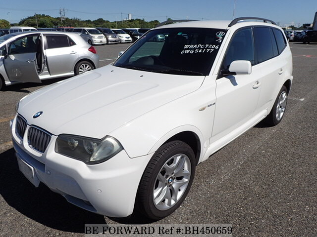 Used 2006 BMW X3 BH450659 for Sale