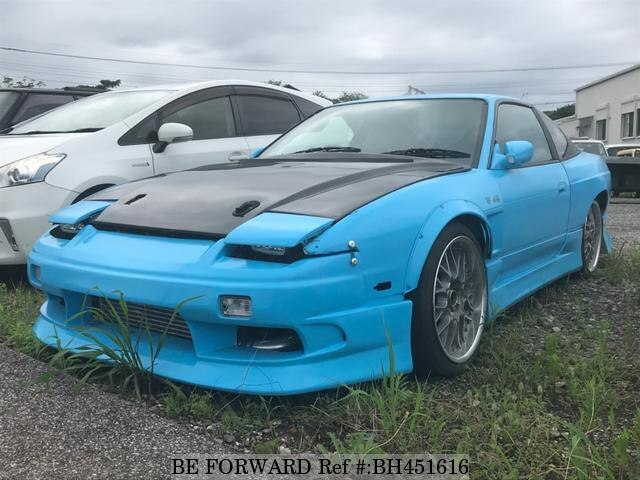 Used 1997 NISSAN 180SX BH451616 for Sale
