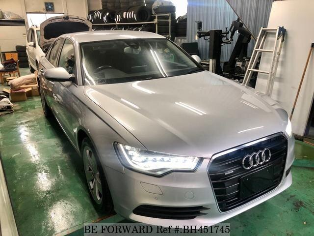 Used 2011 AUDI A6 BH451745 for Sale