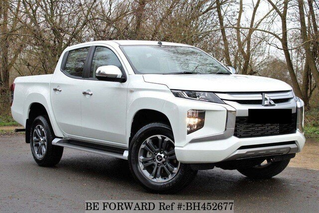 Used 2020 Mitsubishi L200 Manual Diesel For Sale Bh452677 Be Forward