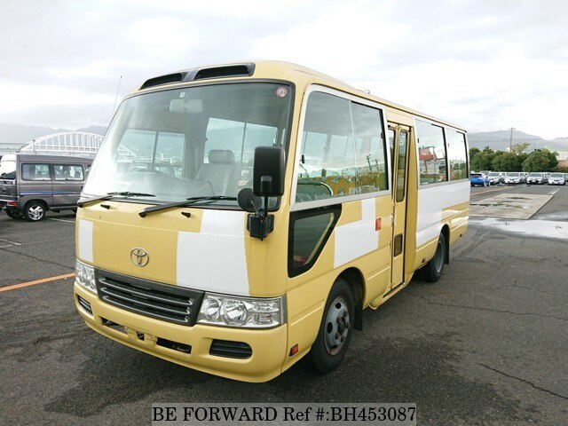 Used 2010 TOYOTA COASTER BH453087 for Sale