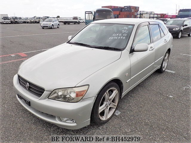Used 2001 TOYOTA ALTEZZA GITA BH452979 for Sale