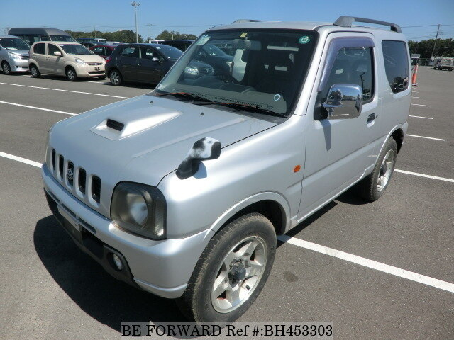 Used 1999 SUZUKI JIMNY BH453303 for Sale