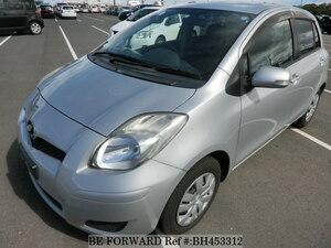 Used 2009 TOYOTA VITZ BH453312 for Sale