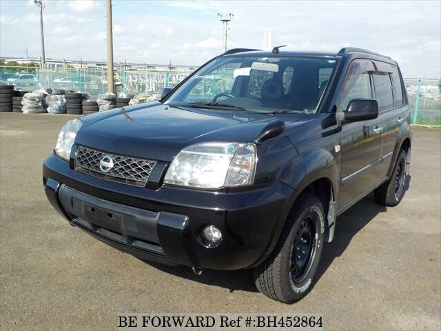 Used 2005 NISSAN X-TRAIL BH452864 for Sale
