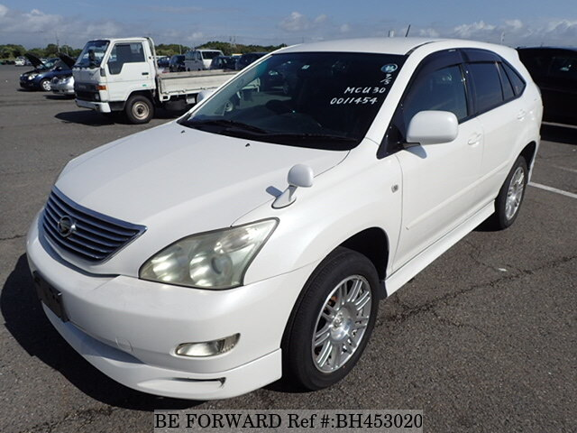Used 2005 TOYOTA HARRIER BH453020 for Sale