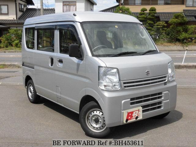 Used 2015 SUZUKI EVERY BH453611 for Sale
