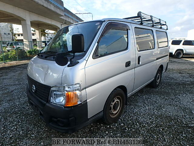 Used 2008 NISSAN CARAVAN VAN BH453136 for Sale