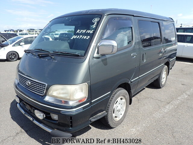 Used 1996 TOYOTA HIACE WAGON BH453028 for Sale