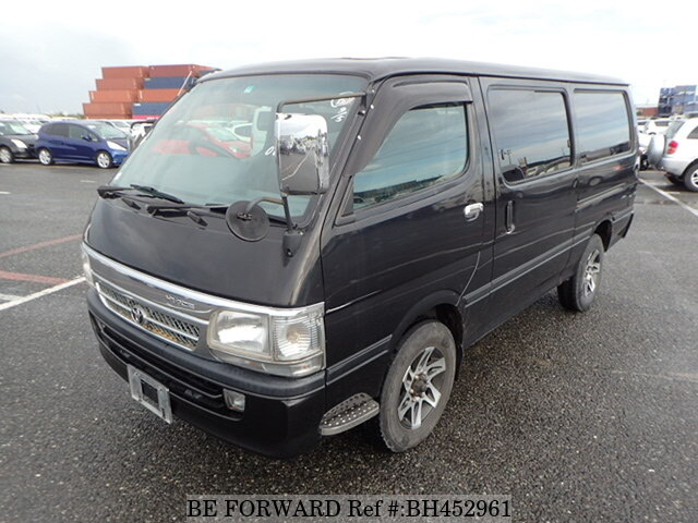 Used 2000 TOYOTA HIACE VAN BH452961 for Sale