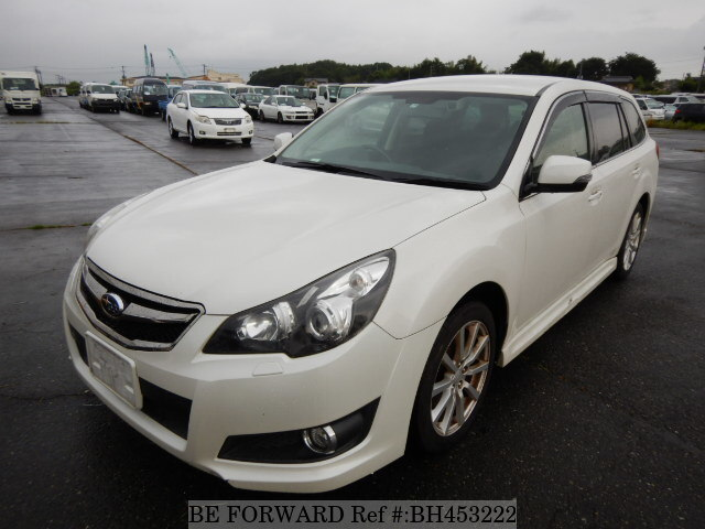 Used 2012 SUBARU LEGACY TOURING WAGON BH453222 for Sale