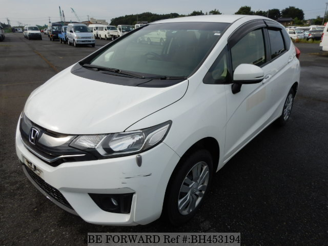 Used 2016 HONDA FIT BH453194 for Sale