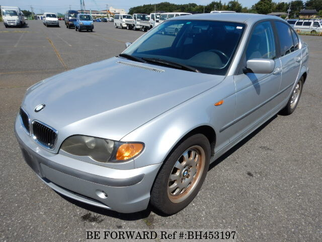 Used 2002 BMW 3 SERIES BH453197 for Sale