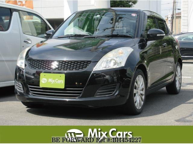 Used 2012 SUZUKI SWIFT BH454227 for Sale