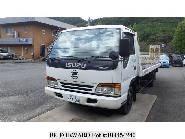 Used 1995 ISUZU ELF TRUCK BH454240 for Sale