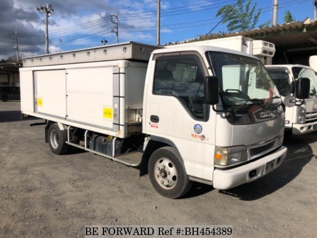 Used 2004 ISUZU ELF TRUCK BH454389 for Sale