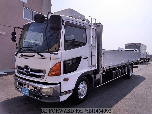Used 2006 HINO RANGER BH454392 for Sale
